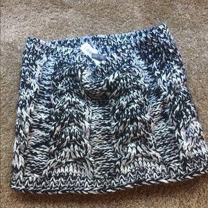 GAP knit cowl